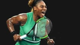 Serena Williams Austrailian Open