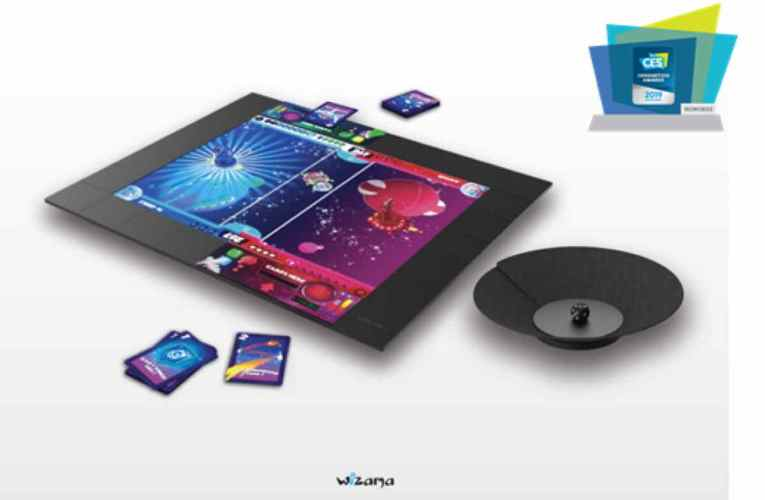 CES Las Vegas 2019: SquareOne By Wizama The 1st Board Game Console