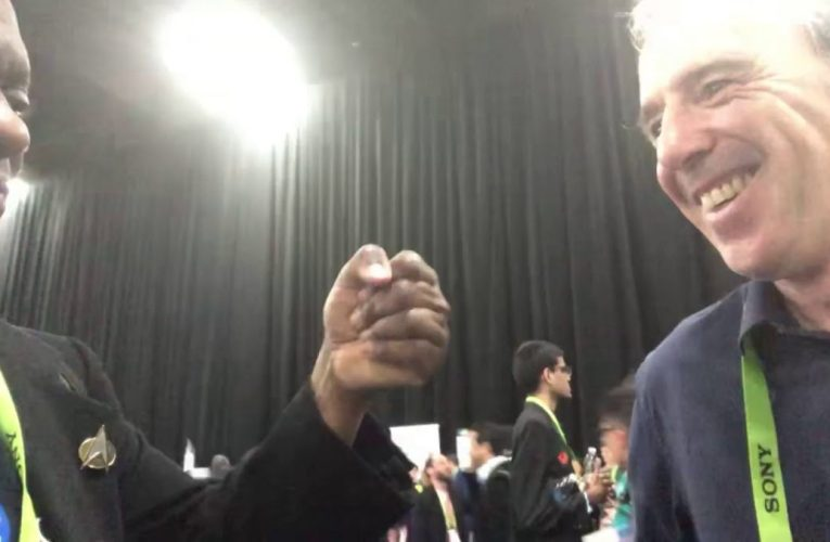 CES Unveiled Livestream Vlog One From CES 2019