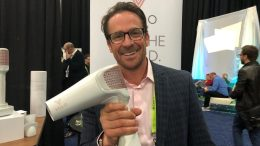 ryan goldman shows volo beauty t - Ryan Goldman Shows VOLO Beauty Tech At CES 2019 Las Vegas