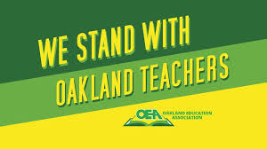 Oakland Teachers Voted To Strike, OUSD Statement