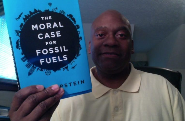 "Alex Epstein On ""Moral Case For Fossil Fuels"" And Oakland Coal"