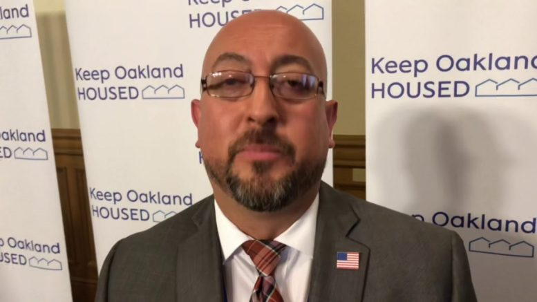 Catholic Charities Of The East Bay's Christopher Martinez Talks Keep Oakland Housed