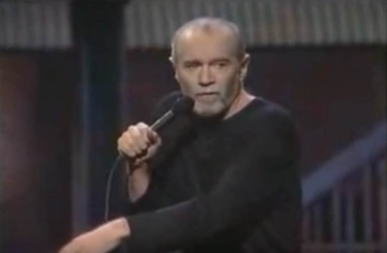 George Carlin And The Oakland Bulk And Oversized Terminal