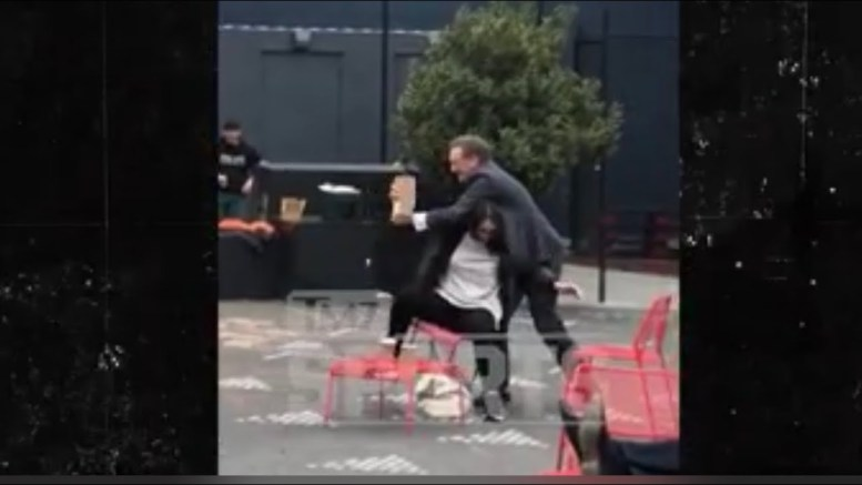 SF Giants CEO Larry Bear's Tussle With Wife Viral Video On TMZ A Lesson