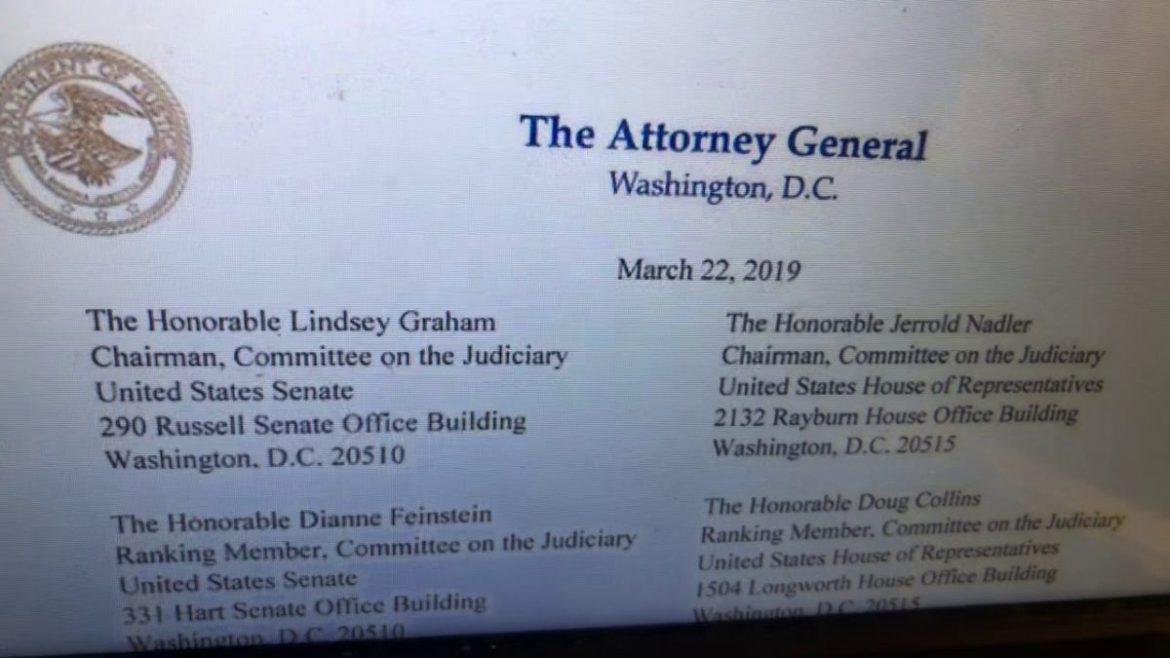 Special Counsel Report Sent To Attorney General, Could Spell Doom For Trump