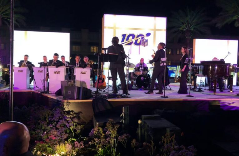 """""""West Coast Music"""" Band Entertains At NFL Annual Meeting 2019"""
