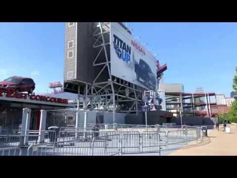 NFL Draft 2019 At Nissan Stadium – Zennie62 Is There