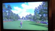 tiger wood amazing shot at 2019 - Tiger Wood Amazing Shot At 2019 Masters Pulls To Two Shots From Lead