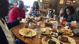 Took My Relatives To Cracker Barrel Nashville For Brunch
