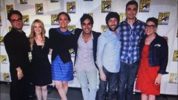 The Big Bang Theory Finale Means No More San Diego Comic Con
