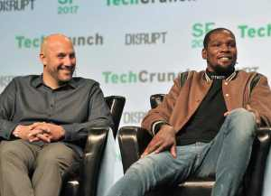 Durant At Techcrunch Disrupt Talks Thirty Five Ventures