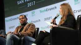 Warriors Kevin Durant At Techcrunch Disrupt