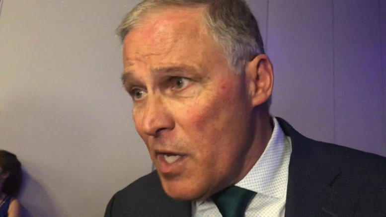 Gov Jay Inslee Interview At California Democratic Convention 2019