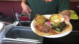 Oakland Food: Tacos Sincero Makes Tasty Tacos At Room 389