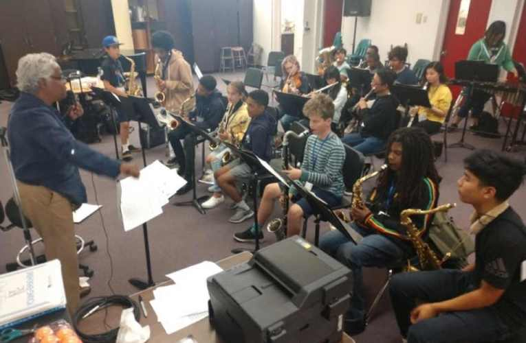 """OUSD Oakland Middle School """"Sounds Of Jazz"""" During Holiday-Shortened Week"""