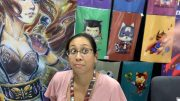 Art By Sherilyn Interview At San Diego Comic Con 2019