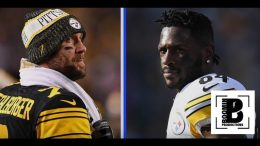 The Reason Antonio Brown Demanded A Trade From The Steelers