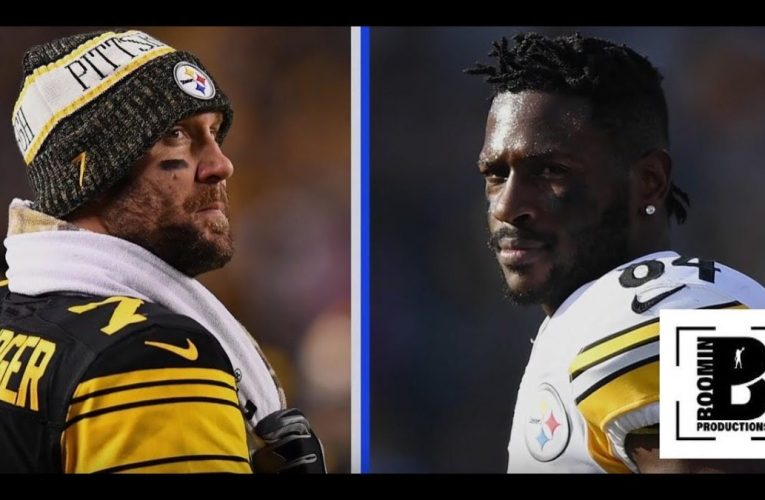Antonio vs. Ben: Antonio Brown Blasts Ben Roethlisberger As Reason He Left Steelers In Video