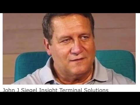 John Siegel Biography Insight Terminal Solutions CEO Of Oakland And Louisville KY LLC