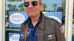San Diego Comic Con 2019: Nasa Pilot Mark Pestana