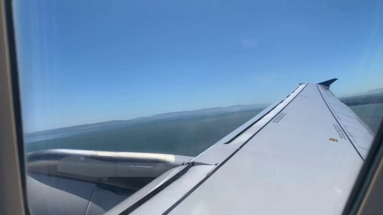United Airlines B737 800 Sfo To San Diego Weird Route Turn After Takeoff
