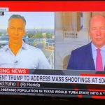 Rep Ted Yoho Winks On Cnn As If Not Taking Mass Shooting Problem Seriously