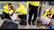 Resurfaced 2013 Video Shows Las Vegas Police Choke Hold Black Man For Selling Water On The Strip