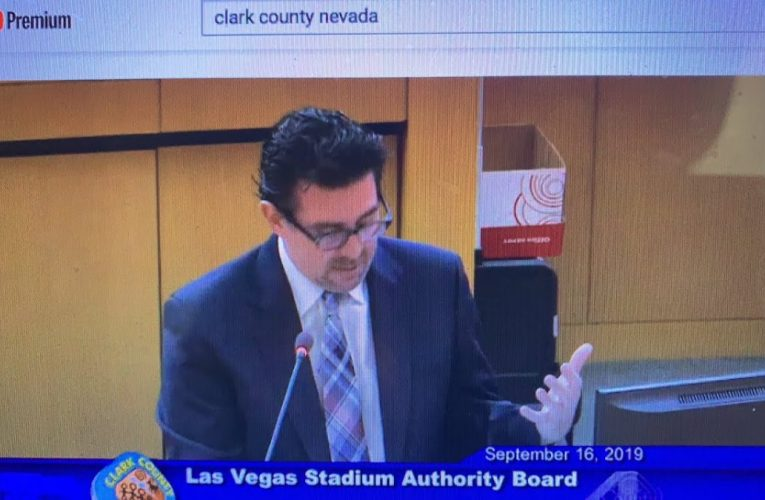 Las Vegas Stadium Authority September 16 2019 Meeting Livestream