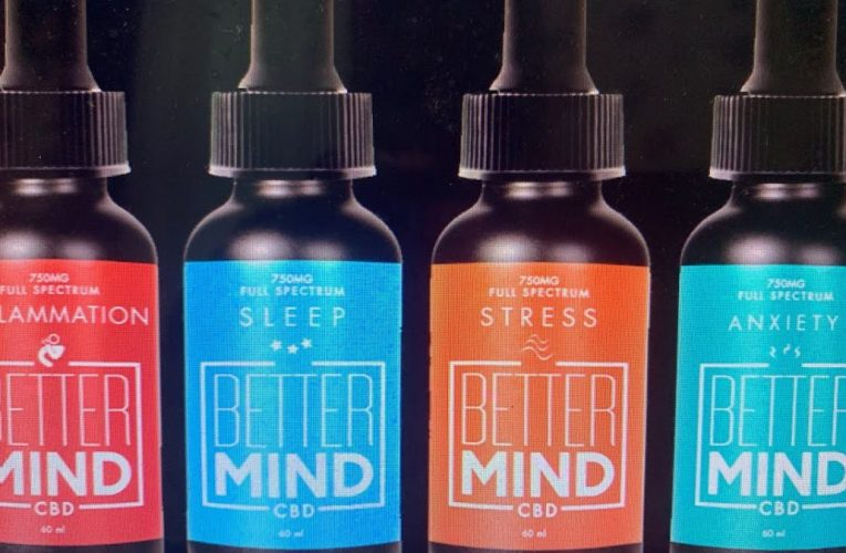 Tech Central Better Mind CBD Cannabidiol Products New Entry In Growing Industry