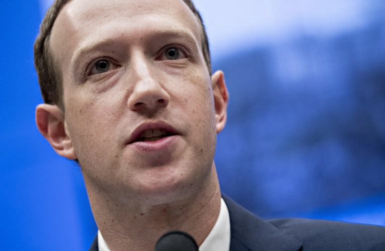 Mark Zuckerberg Financial Services Committee Hearing Visit Protested By Freedom From Facebook