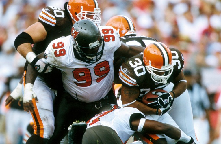 Warren Sapp Football Hall Of Famer Commemorative Series Jersey To Be Produced By Authentic Heroes, Inc