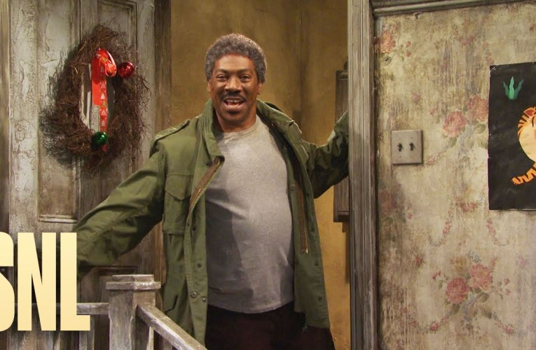 Eddie Murphy In Mr. Robinson's Neighborhood 2019 On SNL Could Have Been In Oakland