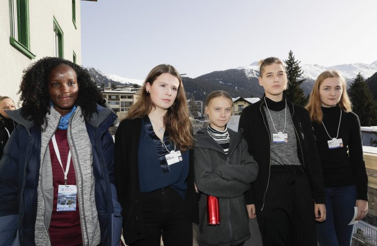 Vanessa Nakate Removed From Greta Thunberg Photo By Racist AP Because She's Black
