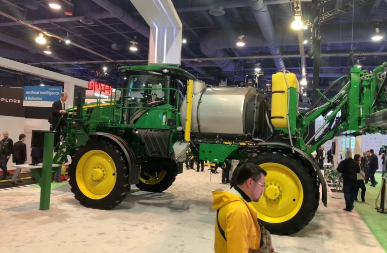 Think John Deere's Not A Tech Company? This CES 2020 Las Vegas Zennie62 Vlog Says It Is