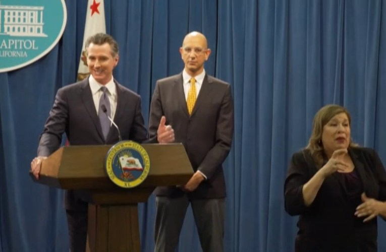 California Governor Gavin Newsom Press Update on COVID-19, Grand Princess Cruise Ship, Video, Transcript