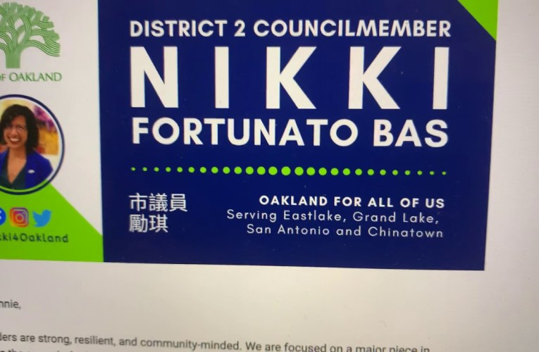 Moratorium On Oakland COVID-19 Related Evictions Called For By Councilmember Nikki Fortunato Bas