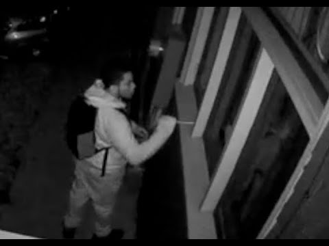 North Oakland Robber At Large Caught On Camera Terrorizing Neighborhood