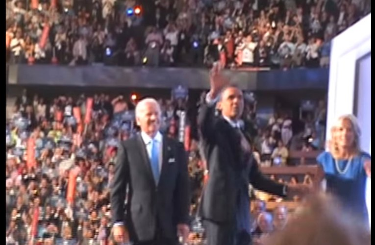 President Barack Obama Endorses Joe Biden For President Of The United States