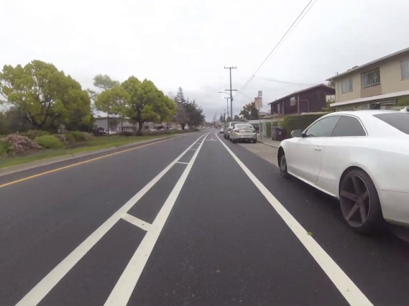 SF Bay Area Bicycle Video: More Crazy Biking Through East Oakland And San Leandro
