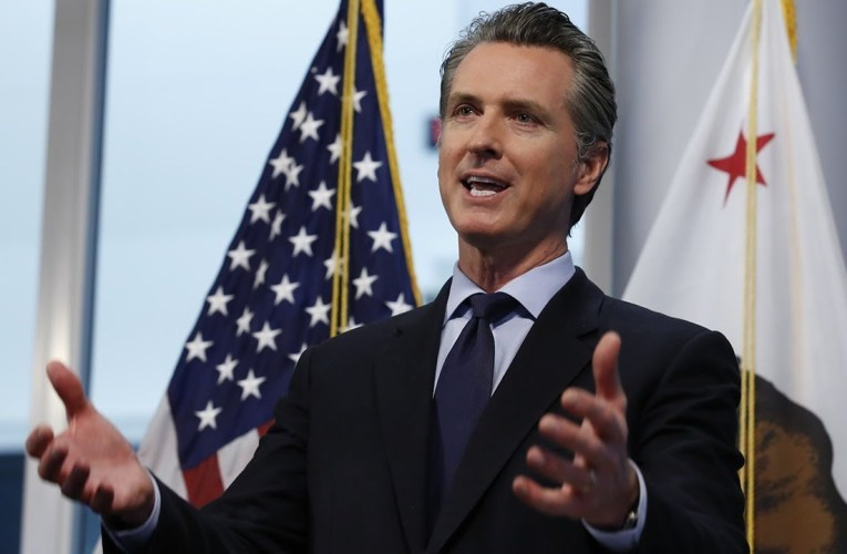 California Gov Gavin Newsom Live Update On COVID-19 In California After Announcing 4-Phase Plan