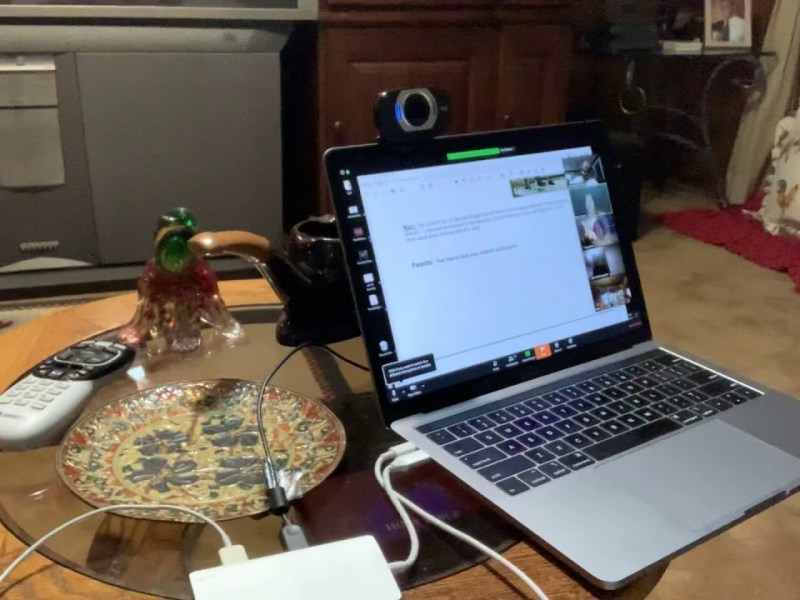 Marc Canter Used ZOOM For A Virtual Passover Seder