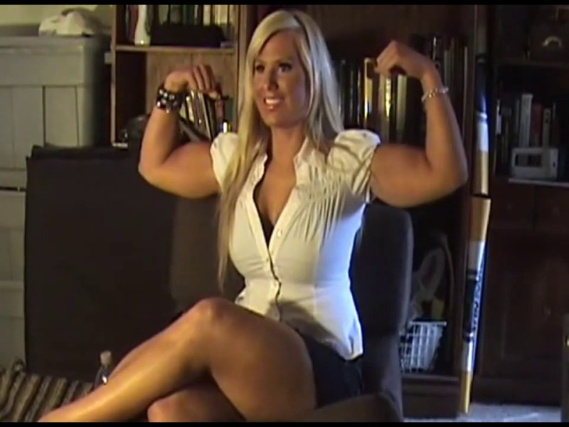 Megan Avalon Former Oakland Personal Trainer Talks Being A Strong Woman