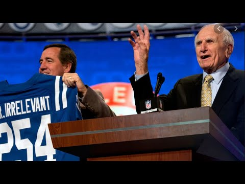 Mr. Irrelevant At 2020 NFL Draft: A Talk With Melanie Fitch