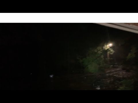Tornado Watch In Fayetteville Georgia As Winds Pick Up At 1:27 AM 4-13-2020