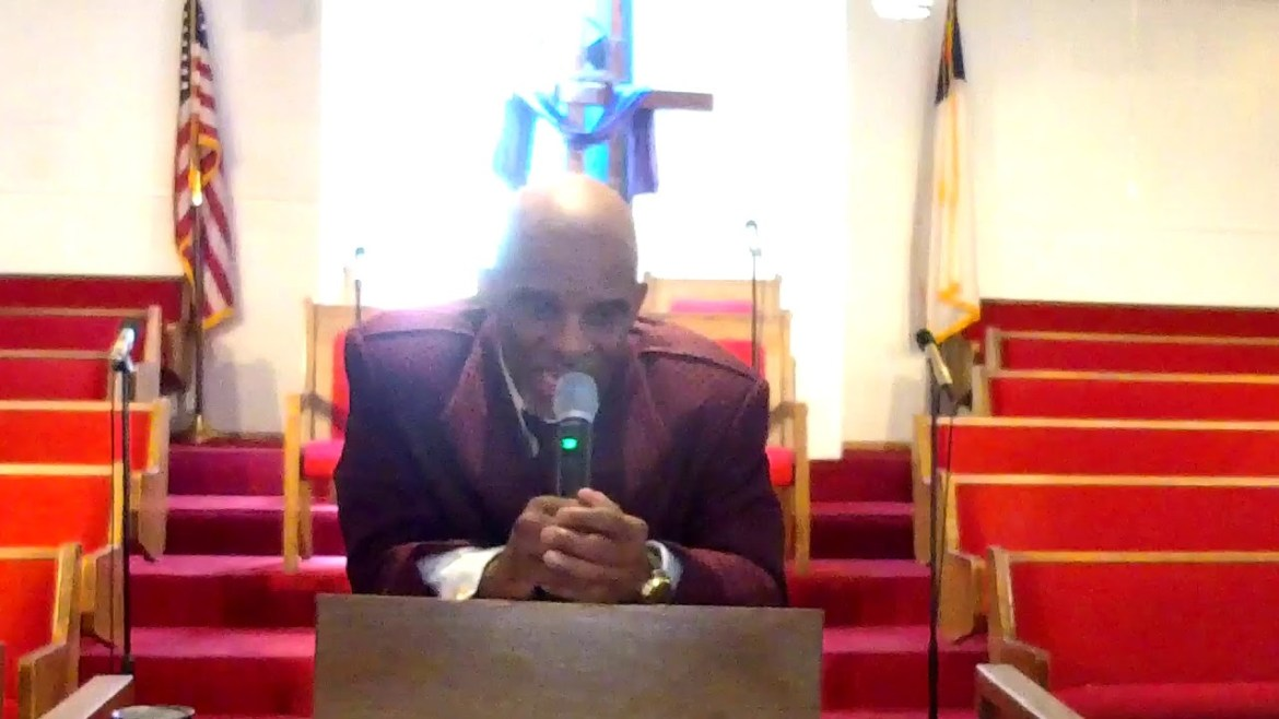 Antioch Missionary Baptist Oakland, Church Service Live Stream For May 24, 2020