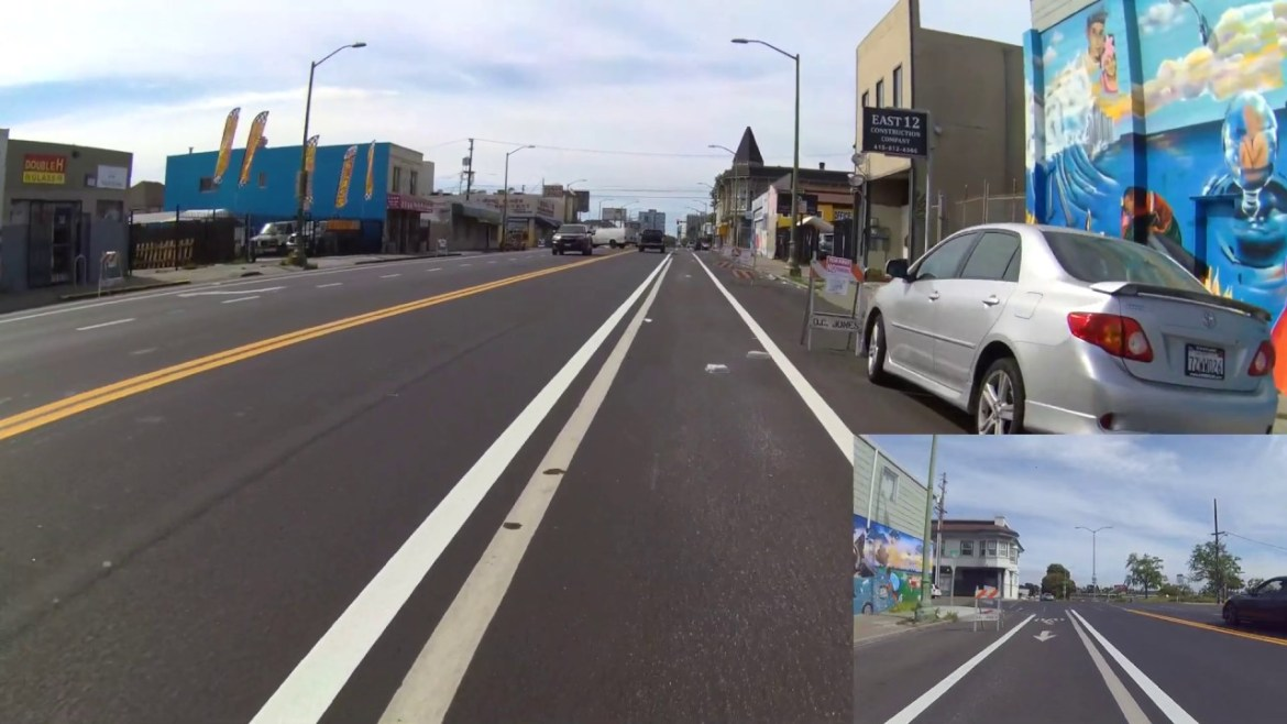 SF Bay Area Bicycle Is Back With Bike Oakland: Around East, West, And North Oakland