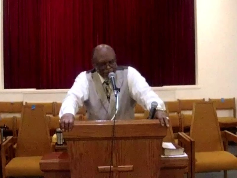 Cornerstone Missionary Baptist Church Oakland YouTube Livestream For Mother's Day 2020