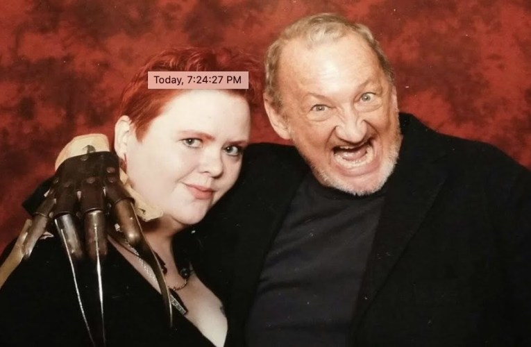 Fangirl Radio Preview Of Robert Englund Interview, In Search Of Tommorrow Update