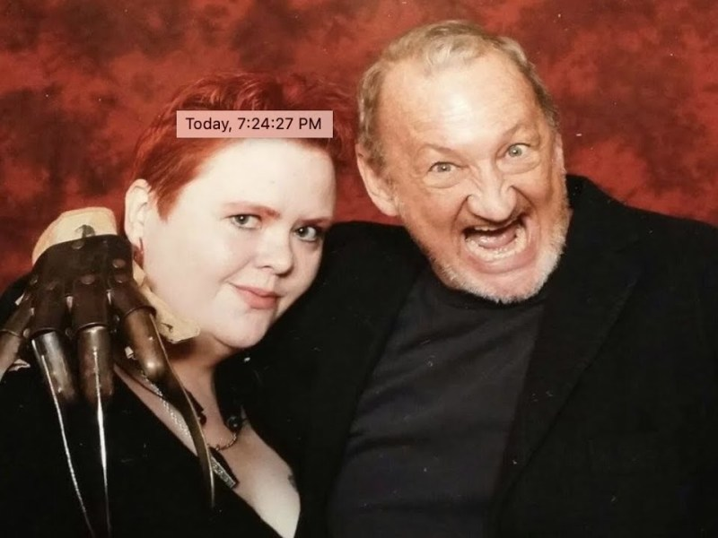 Fangirl Magazine Interview With Robert Englund By Jessica Dwyer
